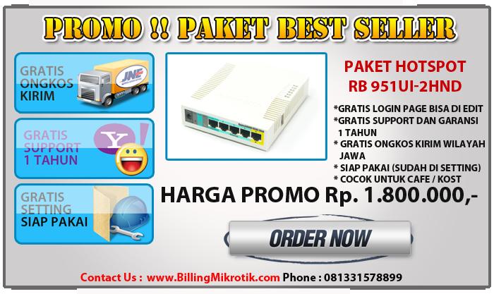 promo paket rb951ui