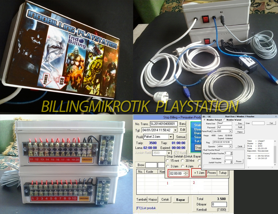 BILLINGMIKROTIK PS