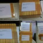 Box Paket siap kirim