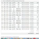 Laporan HTML / Web